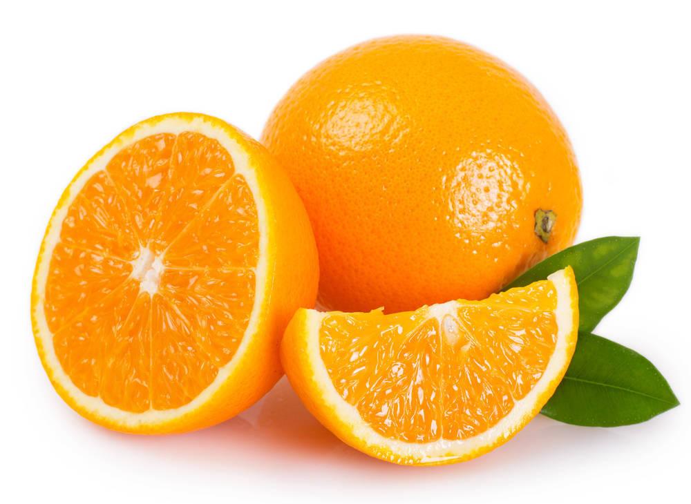 La naranja tiembla