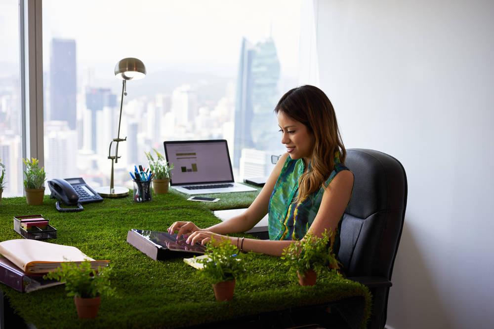 Ayudar al medio ambiente en la empresa no es una tarea imposible