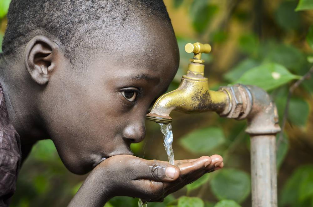 Agua potable en cada rincón