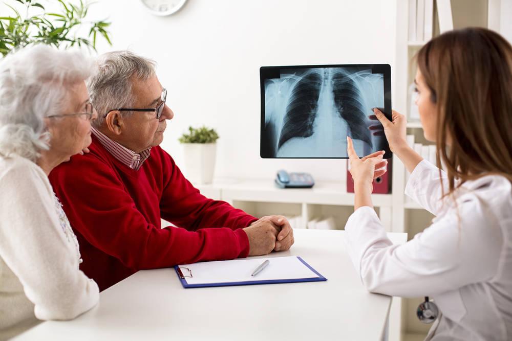 Diagnóstico y tratamiento del cáncer de pulmón