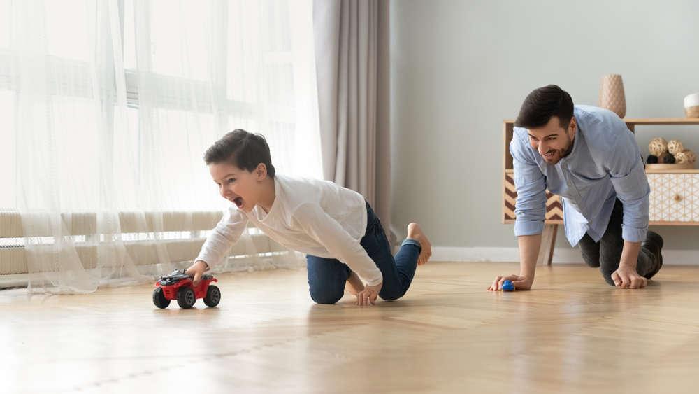Actividad en STOP de los niños
