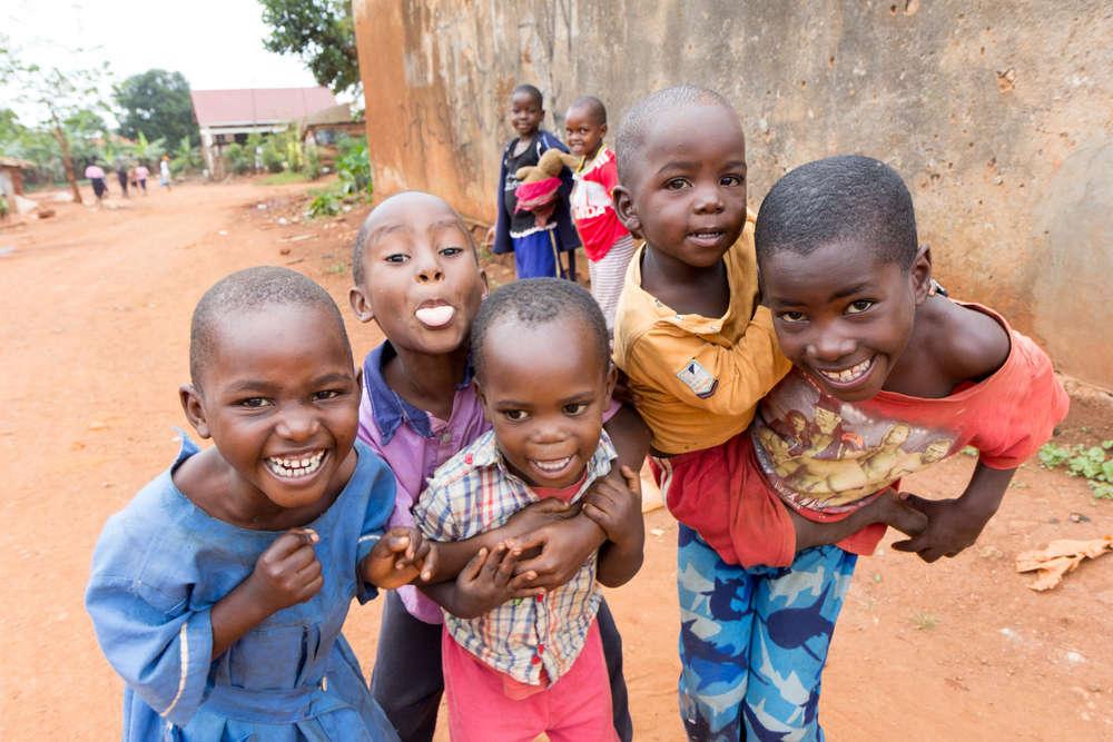 Enfermedades infantiles relacionadas con la pobreza